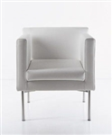 Belvedere Glo Reception Chair  BW9229