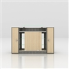 Alera Reception Table With Display CON-NRTBL-212