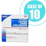 "6"" Non-Sterile Cotton Tip Applicators- 1000/box"