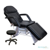 Parker Facial Bed and Stool Black