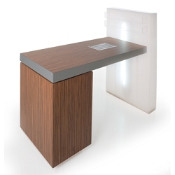 Gloss Manicure Table by Gamma & Bross Spa