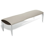Numa Bench Seater Bench by Gamma & Bross Spa
