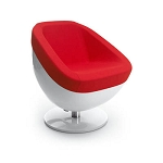 Bubble Chair Styling Chair by Gamma & Bross Spa