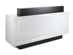 Jadesk Reception Desk by Gamma & Bross Spa