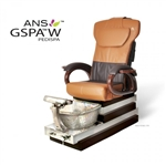 ANS Gspa W HT-044 Pedicure With Human Touch
