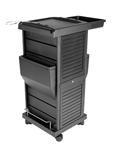 Claire Lockable Salon Trolley