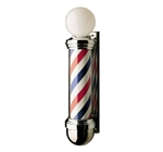 William Marvy Barber Pole Two Light No 824