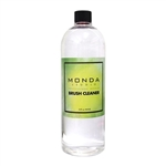Brush Cleaner 16oz - Monda Studio