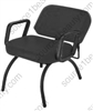 Pibbs 255 Circle Base Shampoo Chair