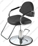 Pibbs 5706 Nina Hydraulic Styling Chair