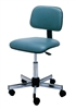 Pibbs 646 Ergonomic Stool With Backrest