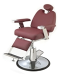 Pibbs 657 Jr. Barber Chair w/1608 Base