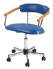 Pibbs 8792 Lattice Desk Chair