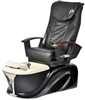 Pibbs PS60-1 Siena Turbo Jet Pedi Spa - Shiatsu Massage (Black)