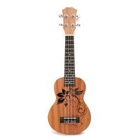 "<b><inline style=""font-size: 18px;""><inline style=""color: rgb(192, 80, 77);""><inline style=""font-family: Arial;"">Hummingbird Soprano Ukulele </inline></inline></inline></b><br/>"
