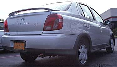 2000-02 TOYOTA ECHO CUSTOM