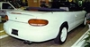 1995-00 CHRYSLER SEBRING CONVERTIBLE CUSTOM