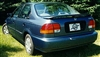 1996-00 HONDA CIVIC 4DR OE