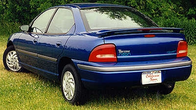 1995-99 DODGE NEON 4DR CUSTOM