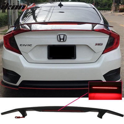 2016-18 HONDA CIVIC 4DR CUSTOM