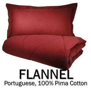 Flannel Round Bed-In-A-Bag