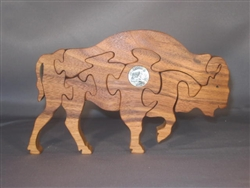 American Bison Puzzle