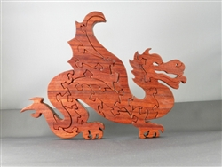 Showy Dragon Puzzle