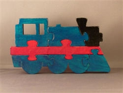 Tyler the Train Puzzle