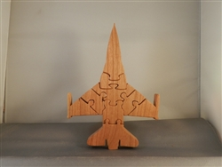 F-16 Fighter Jet Puzzle
