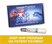 Nutrigenomic Test Kit (26 or 55 Panel) Call Provider For Pricing