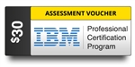 IBM 30 Dollar Assessment Voucher