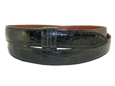 "1"" Alligator Strap for Slide Buckle - Select this width for current Tiffany buckles"