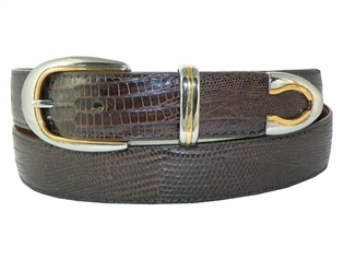 Black Lizard Belt