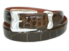 "Alligator Belt 1 3/16"" with Malibu Buckle Set"