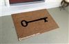 It's Just a Simple Key Custom Handpainted Welcome Doormat by Killer Doormats