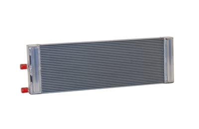 "Heat Exchanger, RADIX & I/C VETTE, 23.5"" X 7.5"""