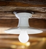 Bilancia Interior Ceramic Ceiling Mount by Aldo Bernardi