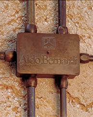 Item: 90 Rectangular Junction Box by Aldo Bernardi