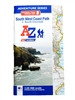 A-Z Adventure Map - South Cornwall