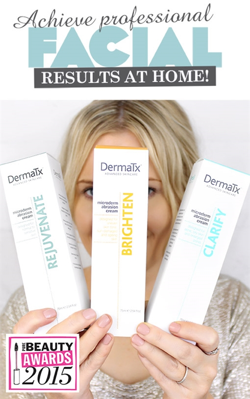 DermaTX Microdermabrasion Cream, Beauty and the Boutique