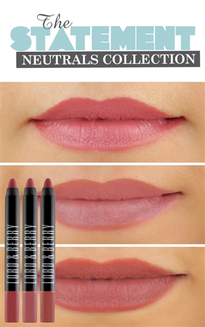 Lord and Berry Exclusive Trio Lip Set   - Beauty and the Boutique
