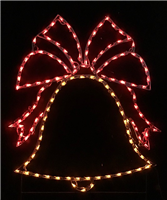 Christmas Bell with Ribbon