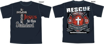 OSA Navy Rescue Shirt