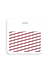 Half Day / One Day TIMEbadge Clip-on Backpart.  Pkg of 500.