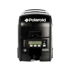 P5500S Dual-sided ID Card Printer (Duel-Sided) with Magnetic Stripe Encoding 1-5500S-10