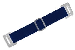 Navy Blue Standard Adjustable Elastic Arm Band Strap (QTY 100)