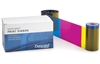Datacard 534000-009 Color Ribbon & Cleaning Kit - YMCKK - 500 prints