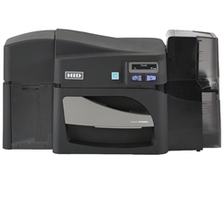 Fargo DTC4500e ID Card Printer Single-Sided 55000