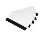 Fargo Certified UltraCard PVC Cards with High-Coercivity Magnetic Stripe  #81751