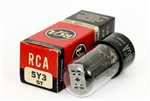 1951 NOS RCA 5Y3GT FOR FENDER HARVARD PRINCETON CHAMP